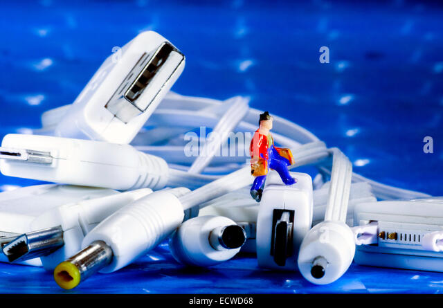 Charger Lead Stock Photos Amp Charger Lead Stock Images Alamy