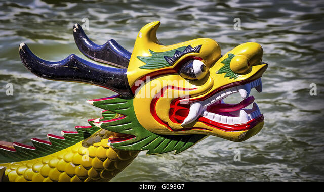 Dragon float stock photos dragon float stock images alamy for Pool koi goggles