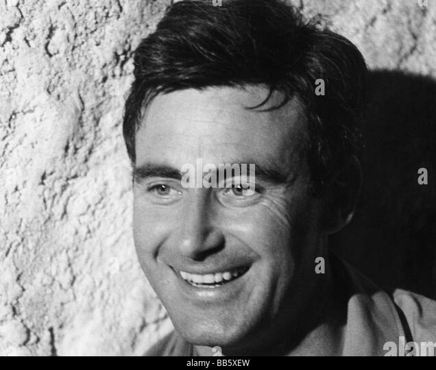 Vogler, <b>Karl Michael</b>, * 28.8.1928, German actor, portrait, 1960s - vogler-karl-michael-2881928-german-actor-portrait-1960s-60s-bb5xew