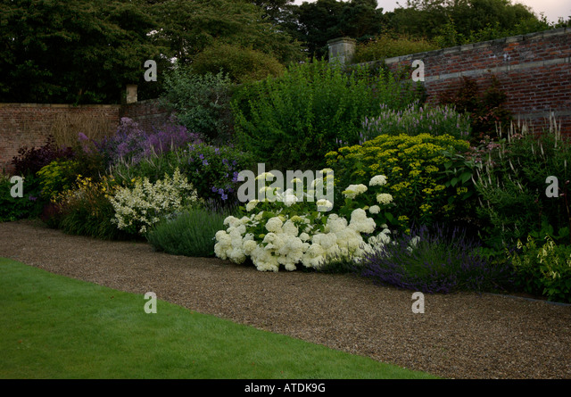 hydrangea border stock photos hydrangea border stock images alamy. Black Bedroom Furniture Sets. Home Design Ideas