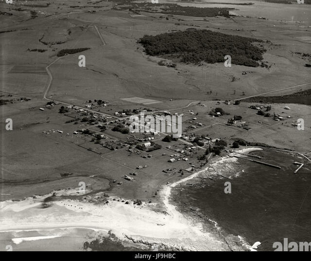 Shell Harbour - 1936 30186385651 o - Stock Image