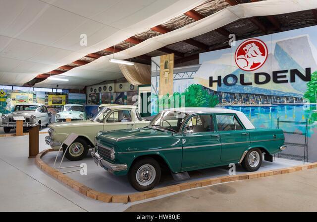 Whiteman Park Car Museum