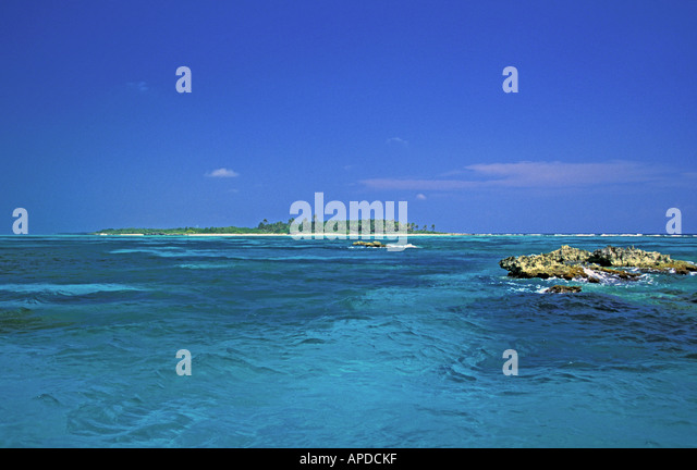 Deserted Tropical Island: Contoy Island Stock Photos & Contoy Island Stock Images