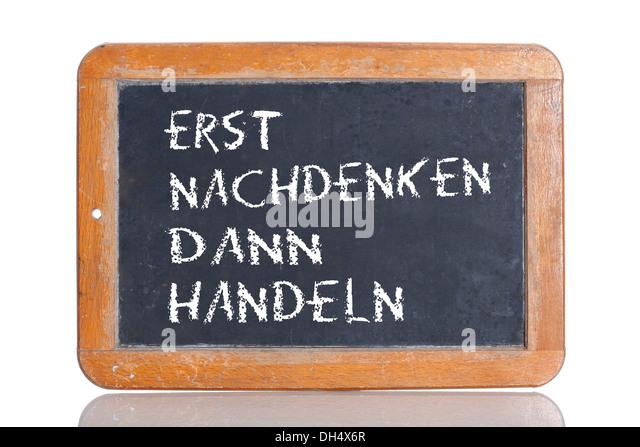 handeln deutsch