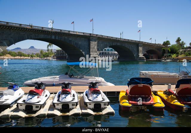 Recreational boats stock photos recreational boats stock for Lake havasu fishing