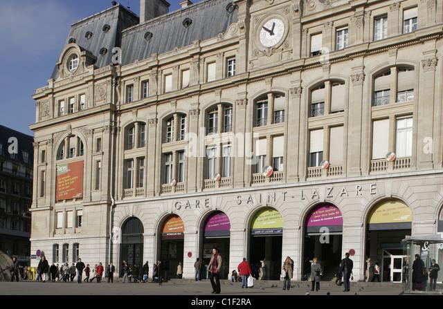 Saint Lazare Stock Photos & Saint Lazare Stock Images - Alamy