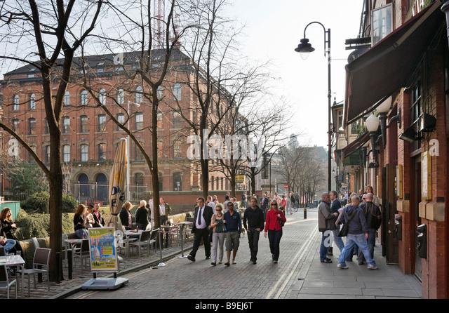 a gay village in Cork city centre