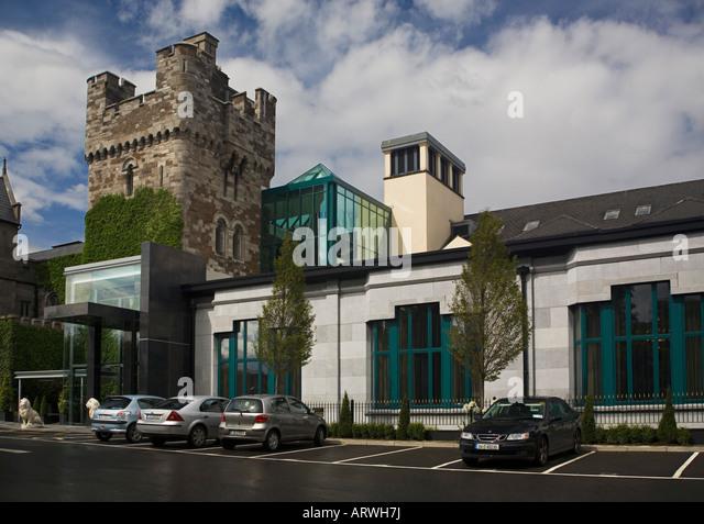 Clontarf Castle Hotel Exterior Dublin Ireland   Stock Image