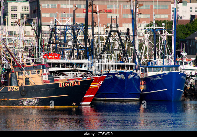 New bedford in massachusetts stock photos new bedford in for Mass commercial fishing