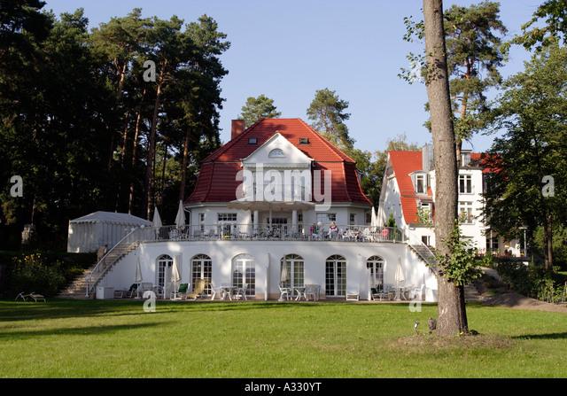 Hotel Bad Saarow Villa Contessa