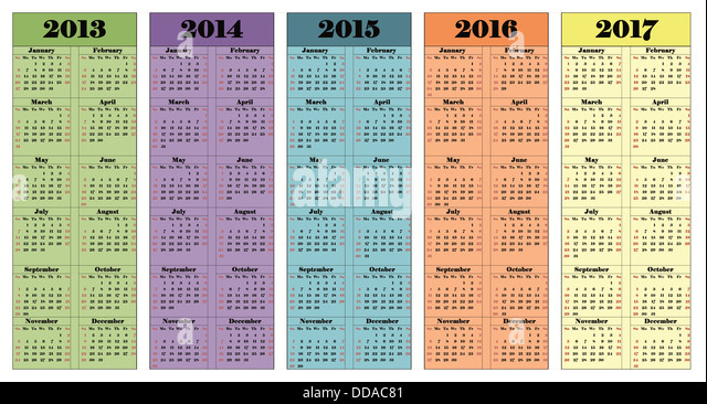Calender 2016 2017 Stock Photos & Calender 2016 2017 Stock Images ...