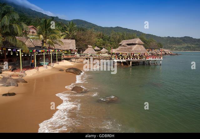 Vietnam Beach Hut Stock Photos  U0026 Vietnam Beach Hut Stock