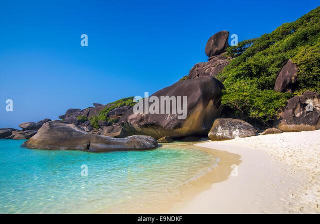Similan Islands Phang Nga Stock Photos & Similan Islands Phang Nga Stock ...