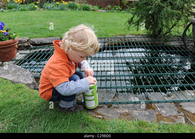 Health safety dangers stock photos health safety dangers for Garden pond guards
