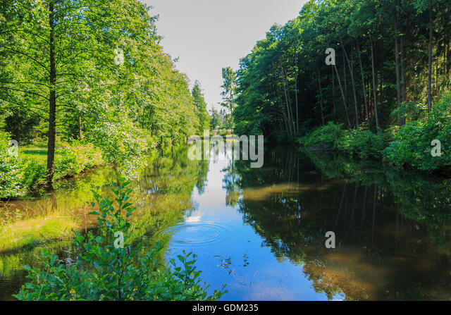 Hatcheries stock photos hatcheries stock images alamy for Stocked fishing ponds near me