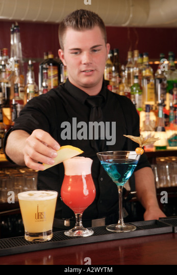 Lady Bartender Stock Photos Amp Lady Bartender Stock Images