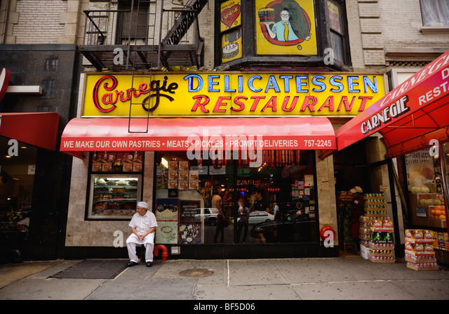 Delicatessen new york