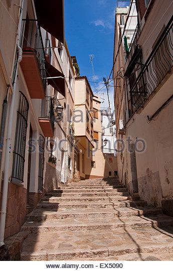 De mar old town maresme stock photos de mar old town - Casco antiguo de barcelona ...