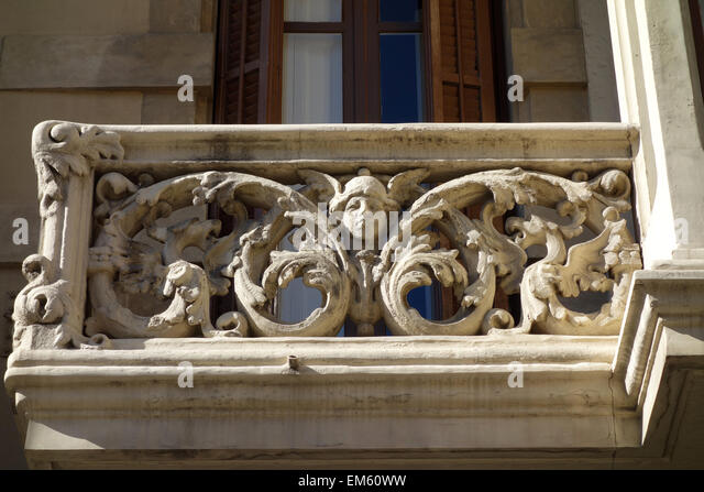 Detailed stone carving stock photos