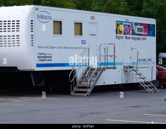 Nhs mobile breast screening