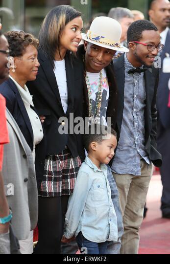 Pharrell Williams Carolyn Williams | www.pixshark.com ...
