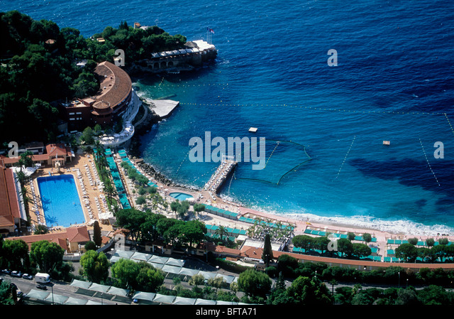 hotel monte carlo bay stock photos hotel monte carlo bay stock images alamy. Black Bedroom Furniture Sets. Home Design Ideas