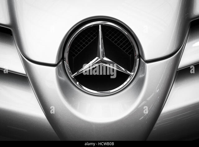 Mercedes stock photos mercedes stock images alamy for Mercedes benz stock symbol