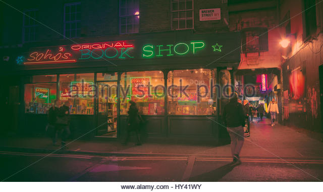 adult store soho london