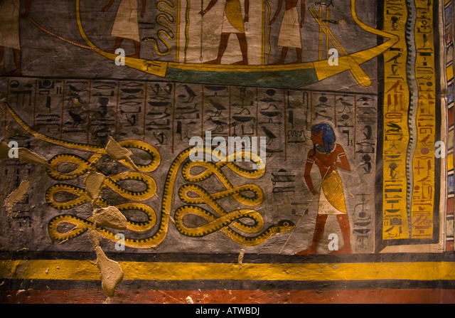 Tomb paintings stock photos tomb paintings stock images for Egyptian mural paintings