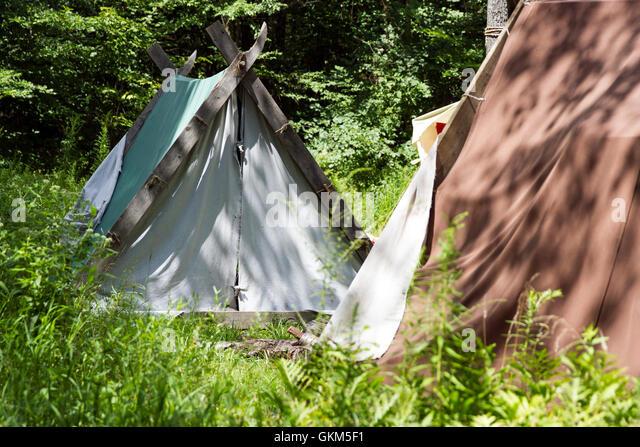 Old Fashion Tents - Stock Image & Renaissance Fair Tent Stock Photos u0026 Renaissance Fair Tent Stock ...