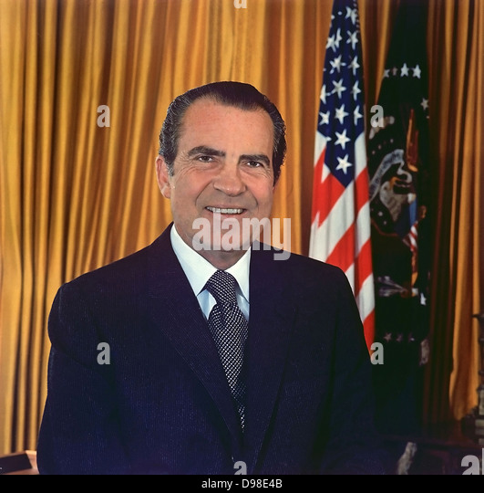 Richard Nixon 1969 Stock Photos & Richard Nixon 1969 Stock ...