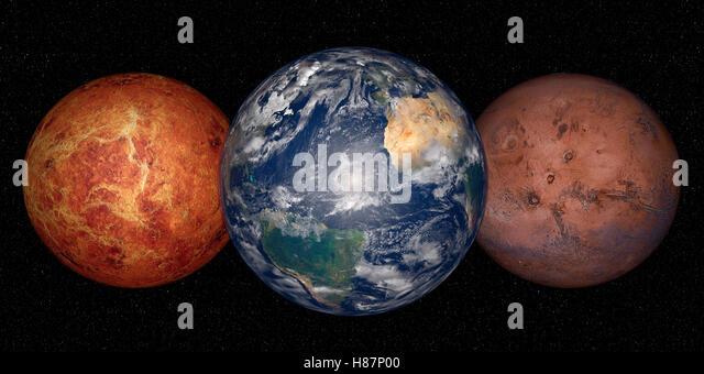 Mars Orbit Stock Photos & Mars Orbit Stock Images - Alamy