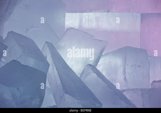 Block Of Ice Stock Photos Block Of Ice Stock Images Alamy