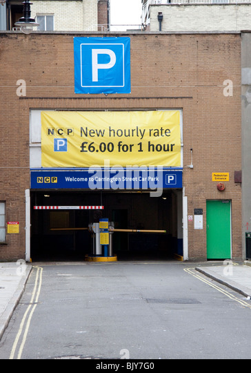 Ncp Car Park Grand Central Prices