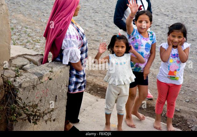 Opinion ecuador young girls