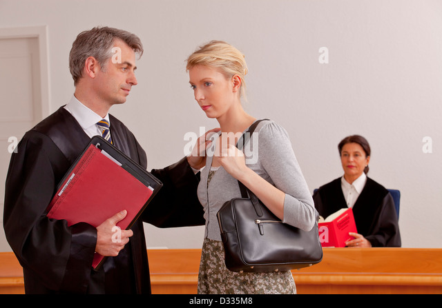Lawyers In Action Witness Court Action S...