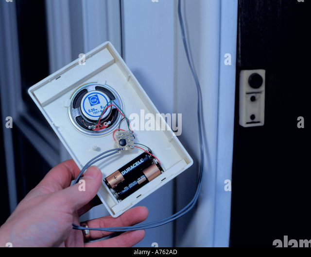 12 volt stock photos 12 volt stock images alamy for 12 volt door chime