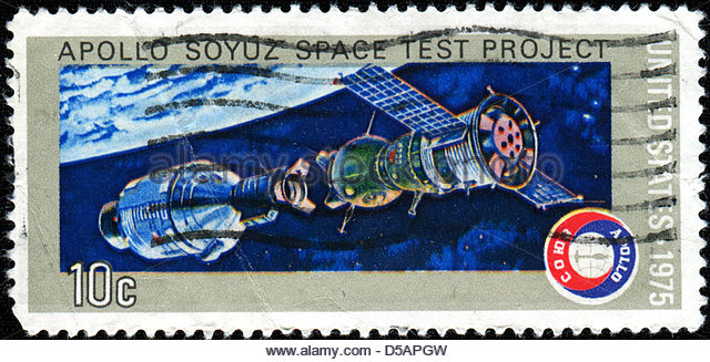 apollo soyuz space test project stamp - photo #6