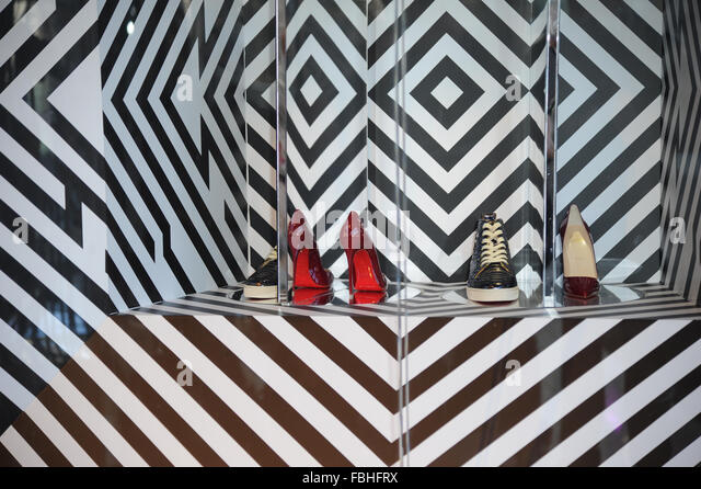 Shoe Designer Christian Louboutin Launches New Boutique Selling ...