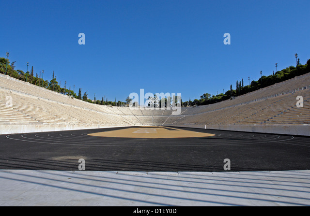 Panathenaic Stadium Stock Photos & Panathenaic Stadium ...
