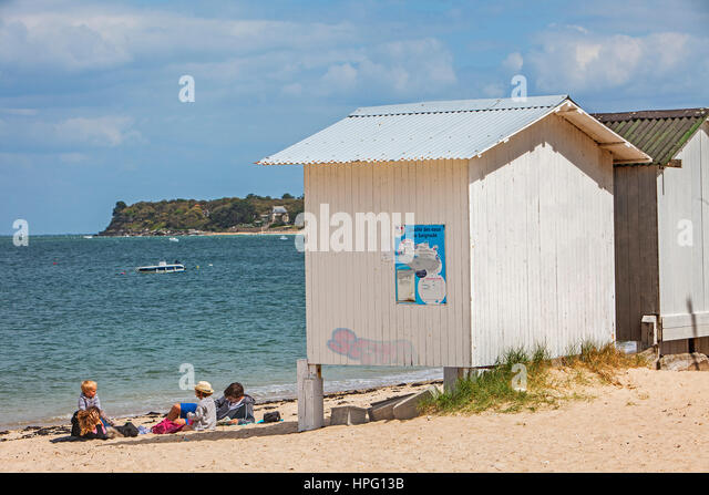 Noirmoutier beach stock photos noirmoutier beach stock for Chaise de plage