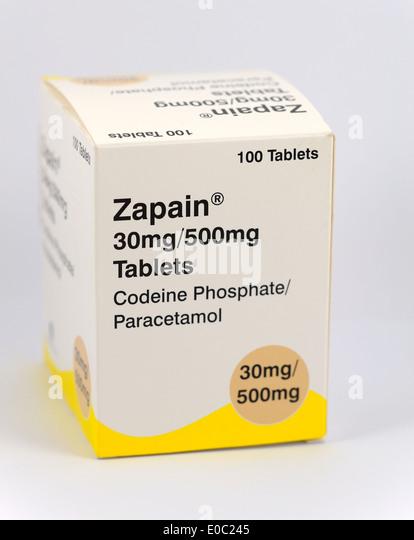 Paracetamol codeina prospecto