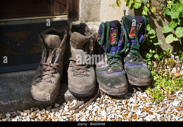 Used Boots Stock Photos & Used Boots Stock Images - Alamy