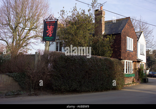 Red Lion Beer Garden Stock Photos Red Lion Beer Garden Stock Images Alamy