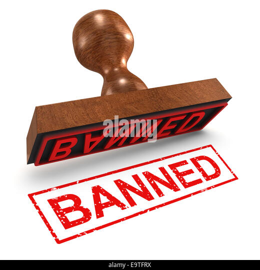 banned stamp stock photos - photo #14