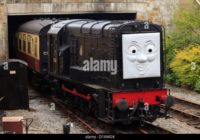 Thomas The Tank Engine And Friends Stock Photos Amp Thomas
