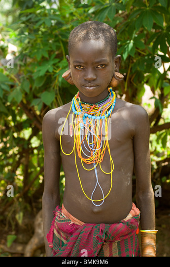 The Ethiopian Suri tribe with extremely painful rituals