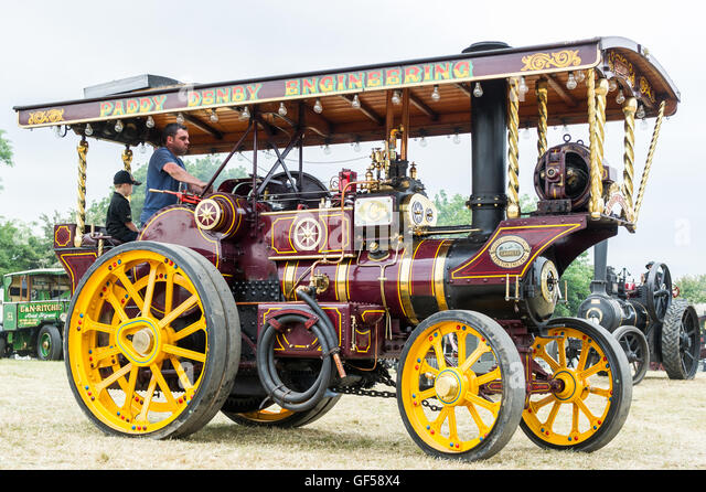 Innishannon steam and vintage rally