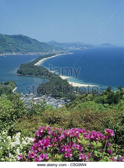 Miyazu Japan  city photos gallery : Amanohashidate Japan Stock Photos & Amanohashidate Japan Stock Images ...