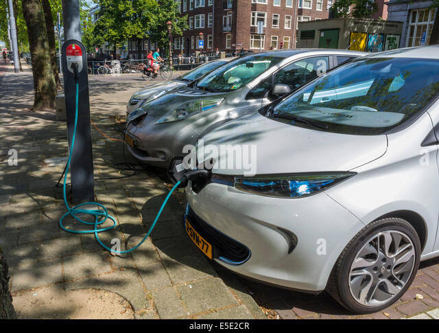 Electric Cars Stock Photos Electric Cars Stock Images Alamy